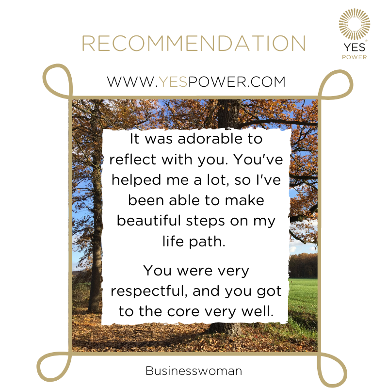 #recommendation YesPower Businessmedium #businesswoman