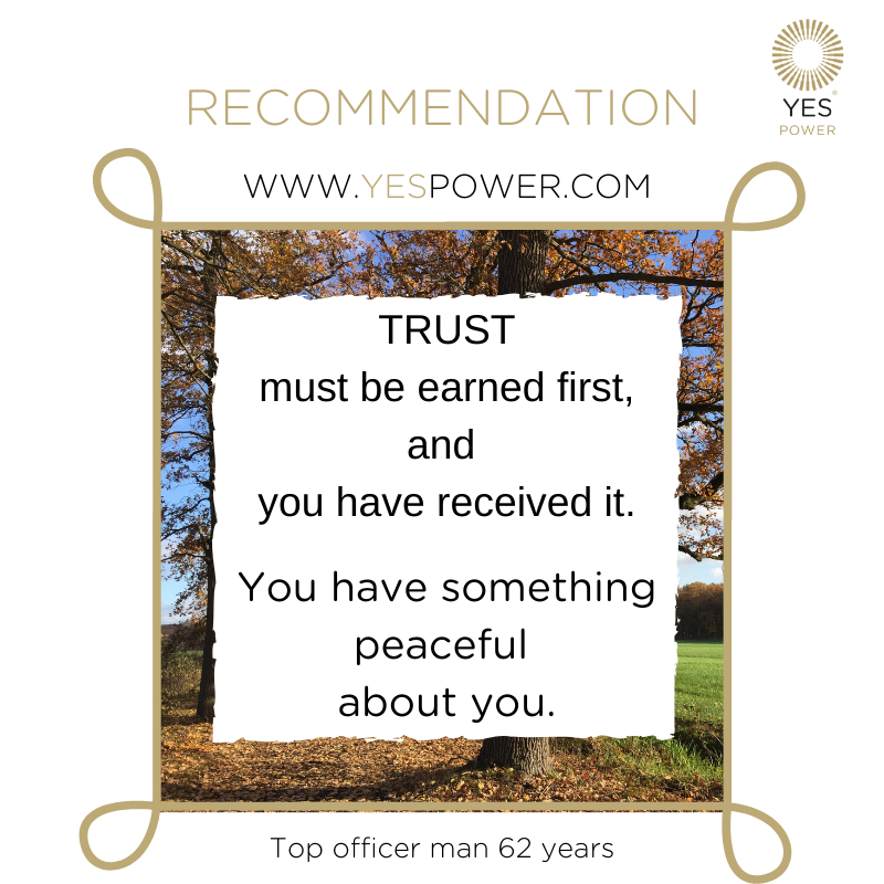 #recommendation YesPower #businessmedium top officer